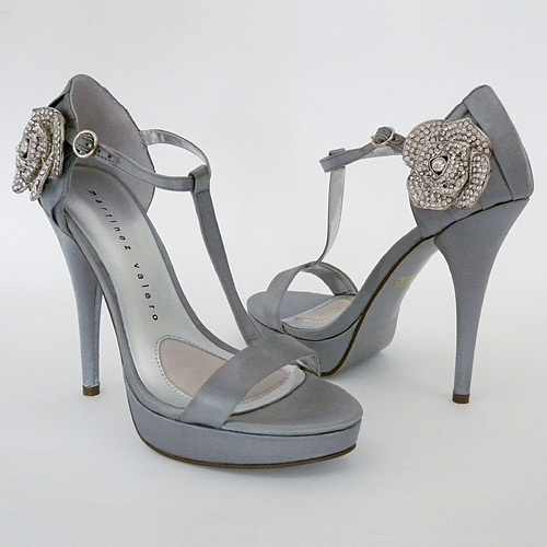 Pewter Heels For Wedding: Something For Mom: Mother Of The Bride/Groom Ensemble