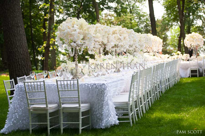 Wedding table ideas the personal touch wedding blog click image to enlarge junglespirit Choice Image